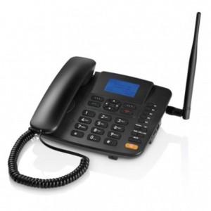 Aparelho Telefone - Rural - 02 Chips - Mesa - Multilaser